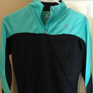 Long sleeve thermal wicking shirt